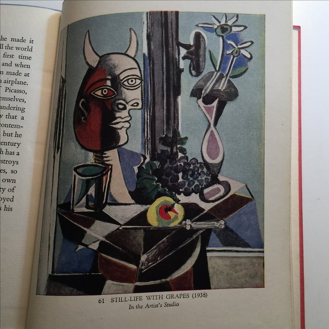 Picasso by Gertrude Stein 1939 Book - Image 10 of 11