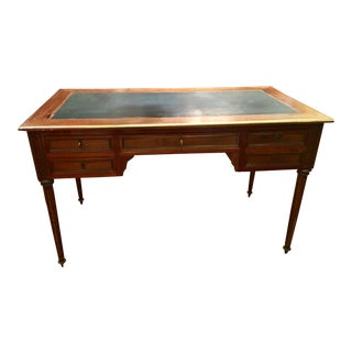 Antique French Empire Writing Table Desk