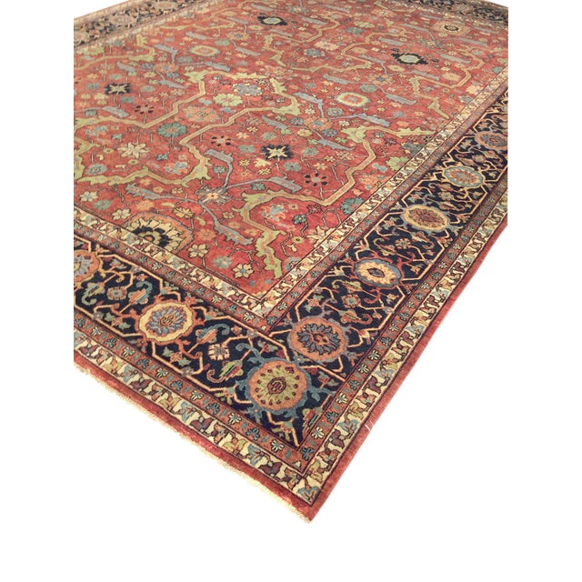 Pasargad Ferehan Area Rug- 5′3″ × 7′3″ - Image 3 of 4