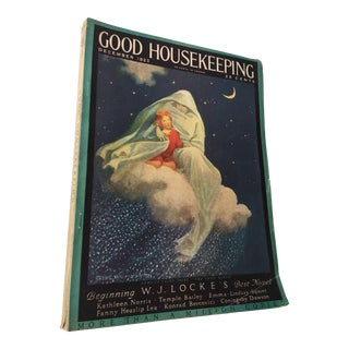 Dec 1923 Good Housekeeping Magazine Art Cover