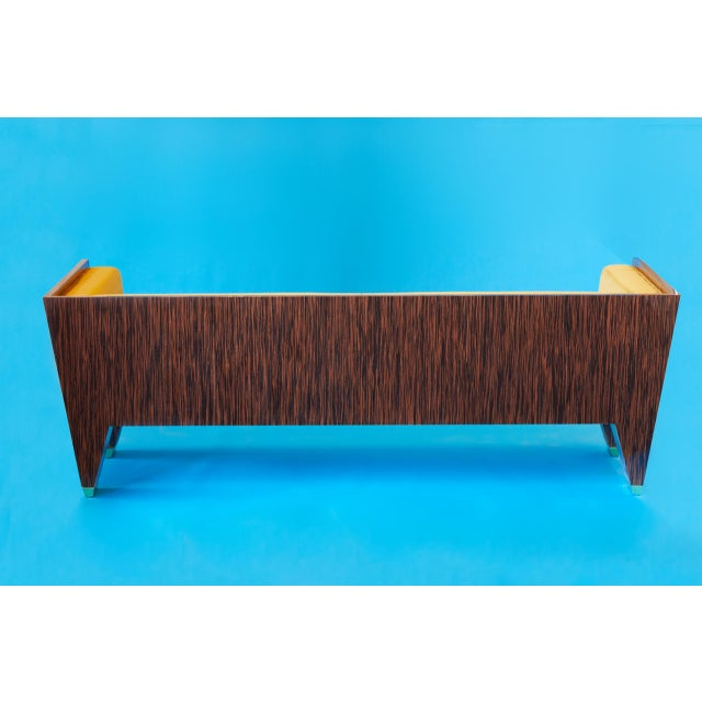 Troy Smith Designs Customizable Wedge Sofa For Sale - Image 4 of 9