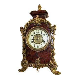 19c French Louis XVI Style Mantel Clock