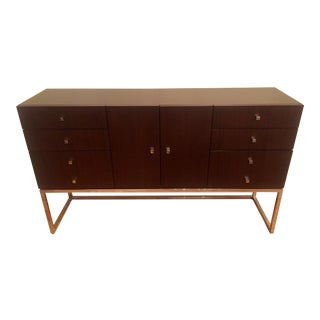 Modern Mitchell Gold + Bob Williams Veneer Buffet