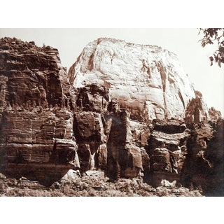Lloyd M. Pyeatt Great White Throne, Mt. Zion National Park Photo For Sale