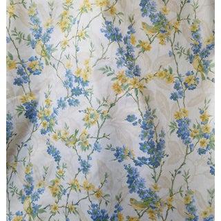 "Sanderson ""Birdsong"" Fabric For Sale"
