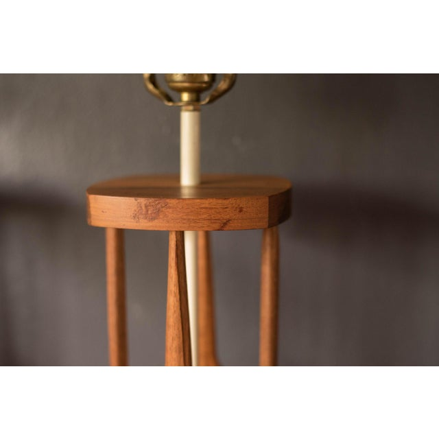 Mid-Century Modern Tony Paul for Westwood Lamps - a Pair For Sale - Image 10 of 11