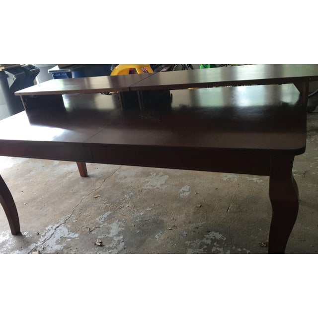 Pottery Barn Dining Table - Image 3 of 7