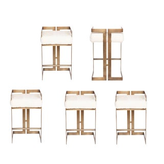 Murray Stools - Set of 5 For Sale