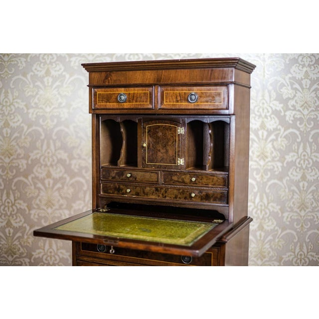 Late 19th-Century Secretary Desk For Sale - Image 10 of 13