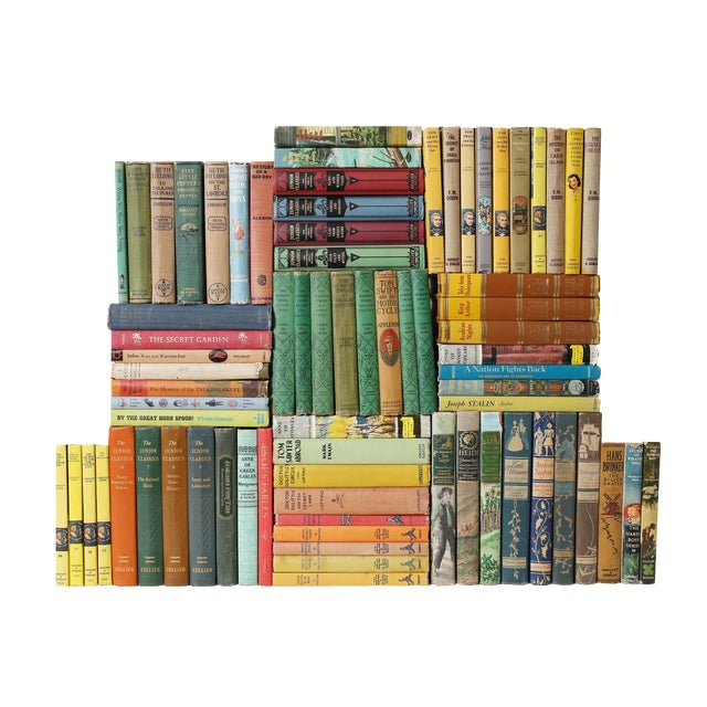 Curated Children Classics, S/75 For Sale
