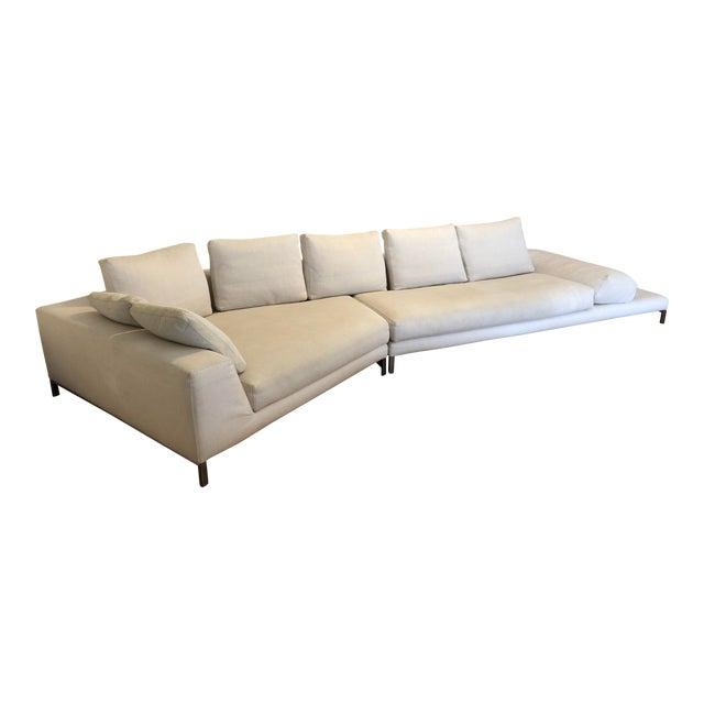 Minotti Hamilton Islands Sectional Sofa For Sale