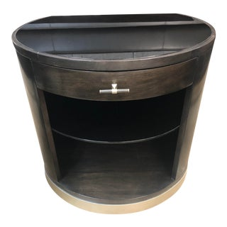 Caracole Lofty Coffee Nightstand For Sale