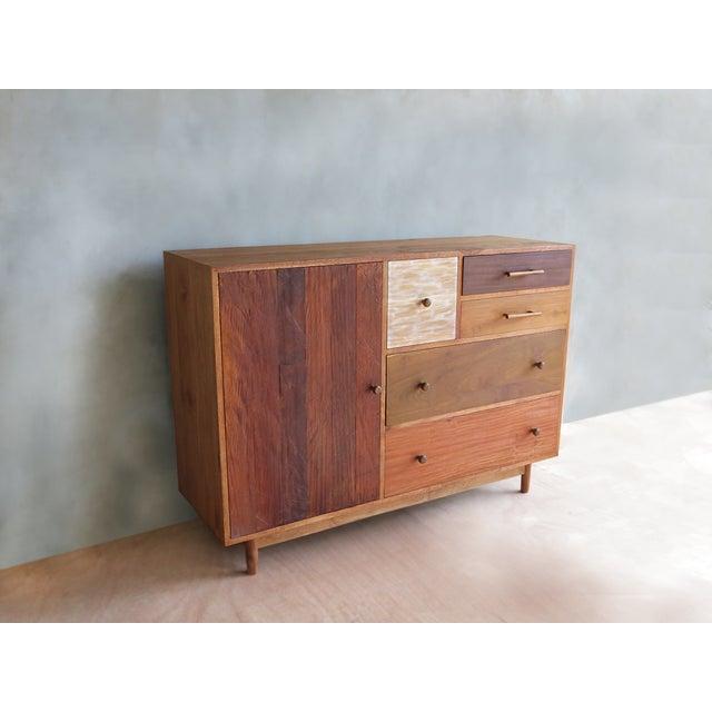 Masaya & Company Mixed Hardwood Dresser - Image 3 of 6