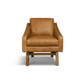 Dutch Leather Chair Preview