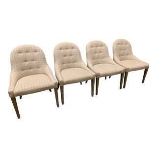 Thibaut Dining Chairs - Set of 4 For Sale