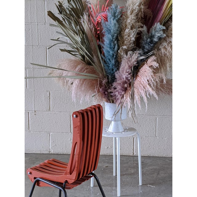 Eaan Guardino Segmented Chair Reutilized For Sale - Image 10 of 12