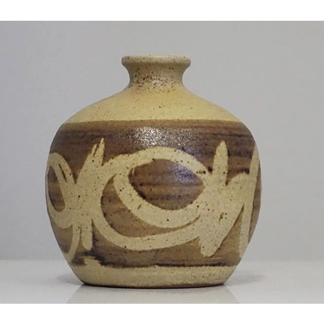 Pottery Craft of California Vessel For Sale - Image 4 of 5