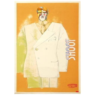 1971 Print by Richard Lindner 'Shoot' (Front)