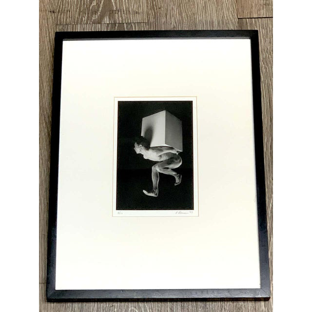 K. Hansen Modern Male Nude Photo, 8 of 10, 1994 For Sale - Image 4 of 8