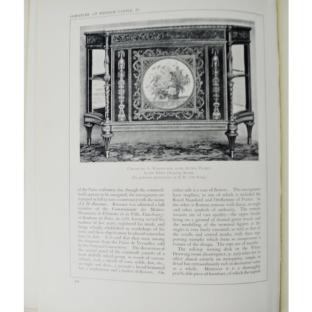 """1920s Vintage """"Old Furniture: A Magazine of Domestic Ornaments"""" Books - Set of 6 - Image 10 of 10"""