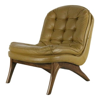 Scoop Lounge Chair Attributed to Adrian Pearsall For Sale