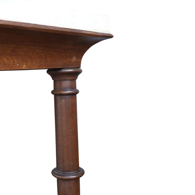 19th century console table - Image 7 of 10