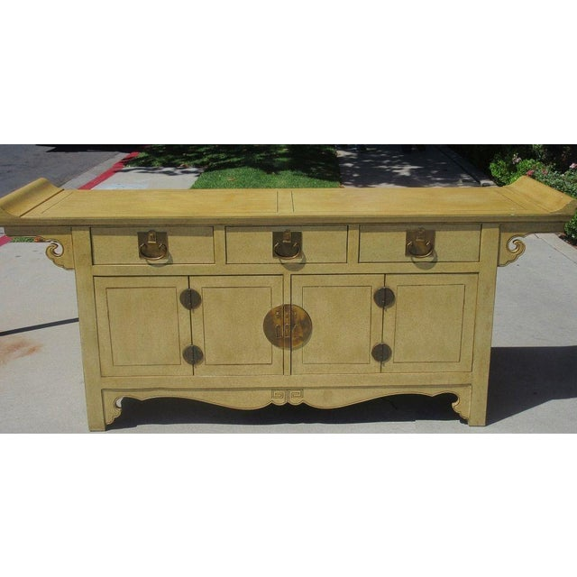 Baker Furniture James Mont Style Buffet - Image 2 of 4