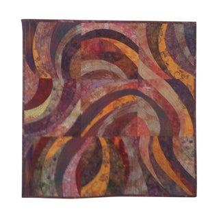 Hanging Quilt by Jane Defoe