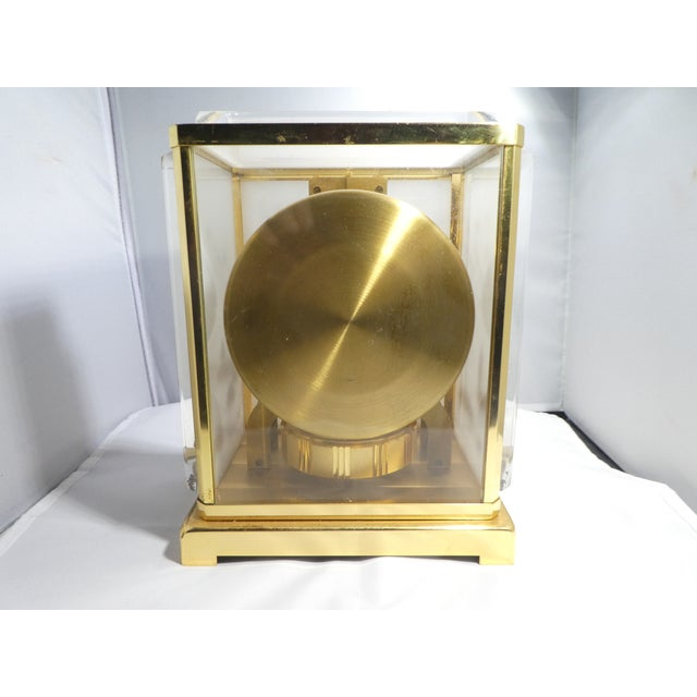 Jaeger-LeCoultre Jaeger Le Coultre Chinoiserie Marina Clock For Sale - Image 4 of 12