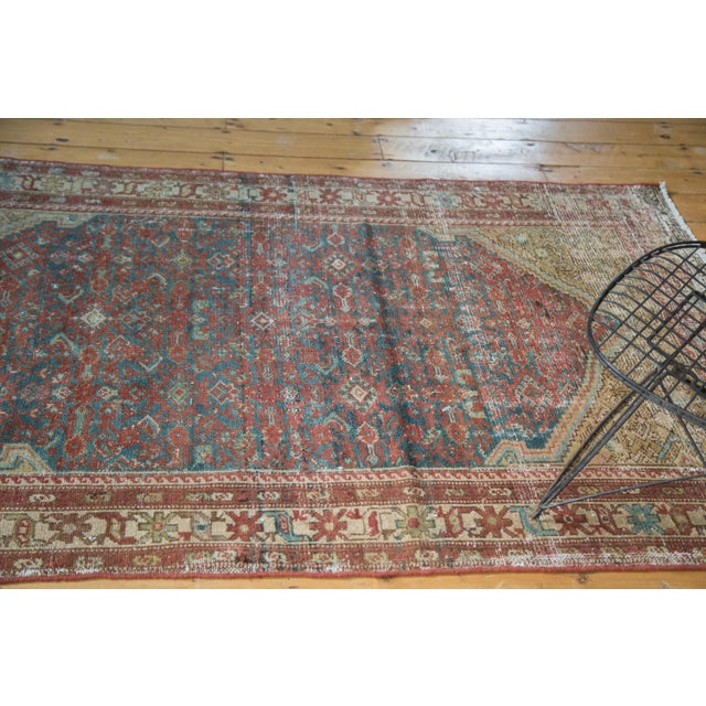 "Antique Malayer Rug - 4'1"" x 6'7"" - Image 5 of 10"