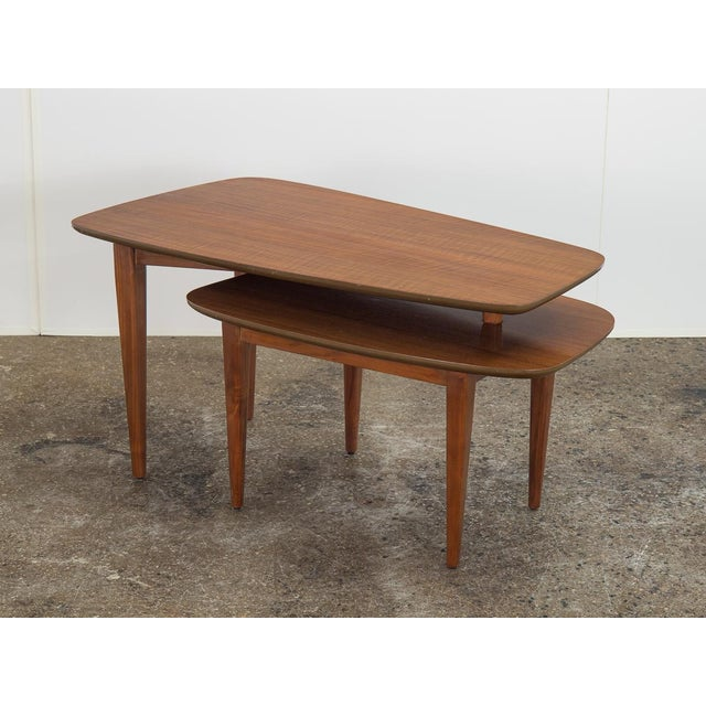 1950s 1950s Bertha Schaefer Folding Coffee Table For Sale - Image 5 of 12
