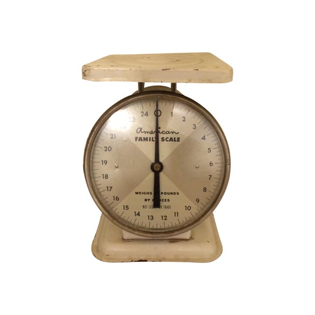 Vintage American Family Kitchen Scale - Image 1 of 6