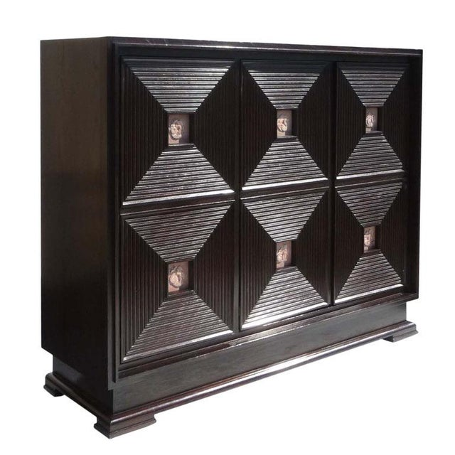 Entertainment Cabinet Styled After Maxine Old - Image 1 of 10