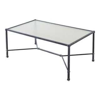 Brown Jordan Venetian Aluminum Cocktail Tables For Sale