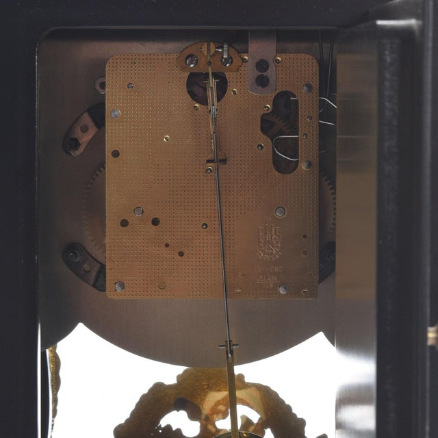 1900 - 1909 Louis XV Rococo Mantel Clock ,1900's For Sale - Image 5 of 7