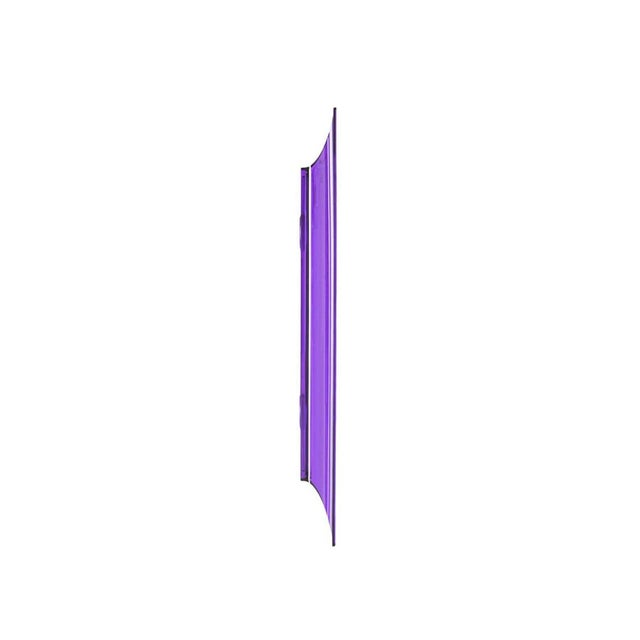 Purple Francois Ghost Mirror by Phillippe Starck for Kartell For Sale In Washington DC - Image 6 of 10
