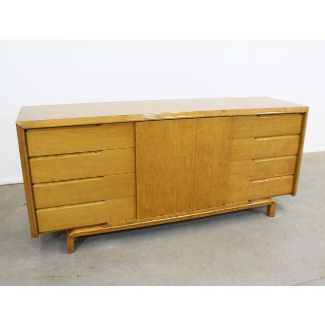 Mid-Century Danish Modern Edmond Spence Credenza Dresser For Sale - Image 13 of 13
