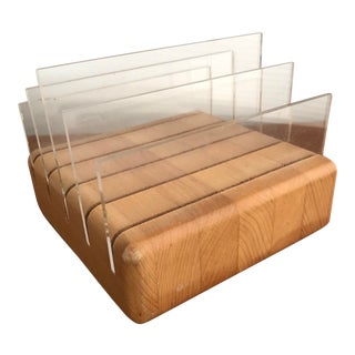 Scandinavian Desk Organizer For Sale
