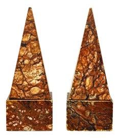 Image of Marble Obelisks