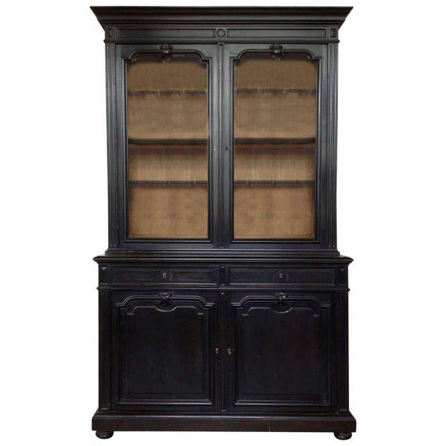 Handsome French 19th Century Bookcase - Image 11 of 11