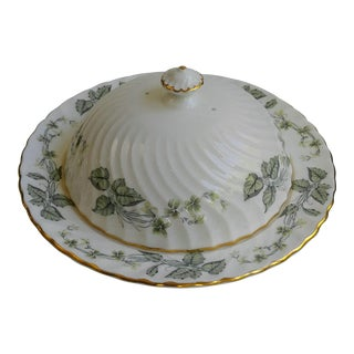 Minton China Covered Vine Dish For Sale
