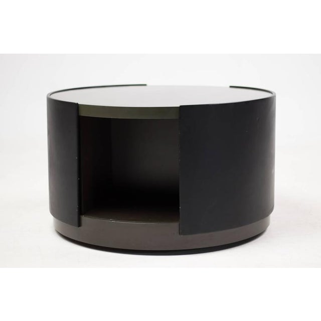 Mid-Century Modern Rolling Bar Table by Eugenio Gerli for Tecno For Sale - Image 3 of 10