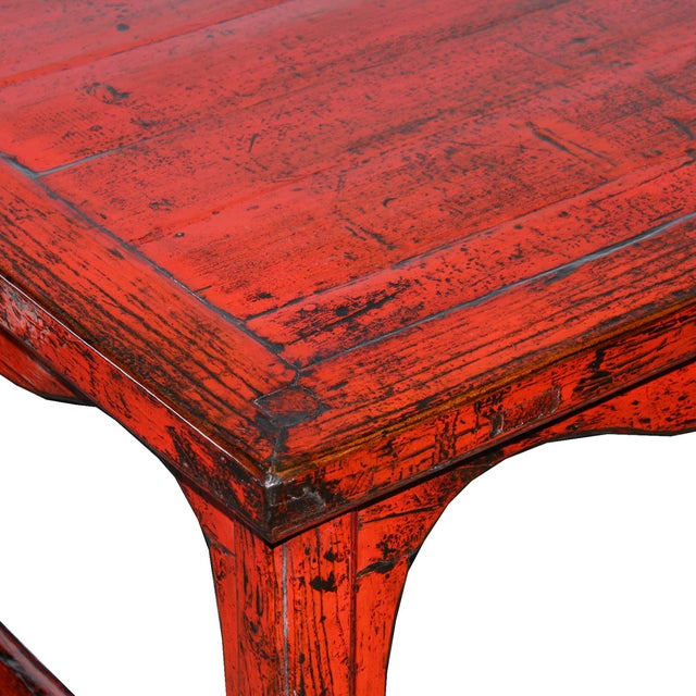 Beijing Red Coffee Table - Image 5 of 5