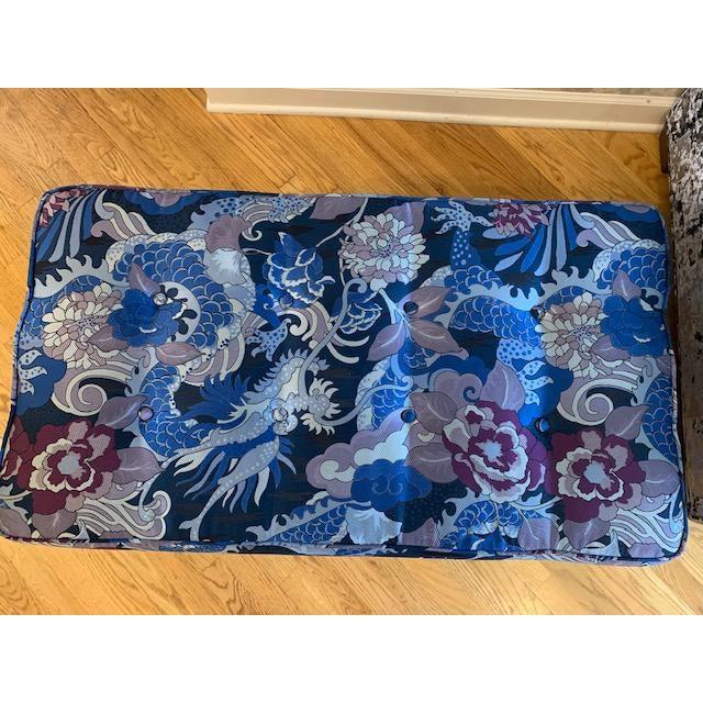 2010s Modern Robert Allen Custom Bench For Sale - Image 5 of 8
