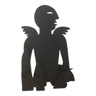 Jesus Tellosa Angel Sculpture