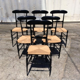Fratelli Levaggi Chiavari Chairs - Set of 6 Preview
