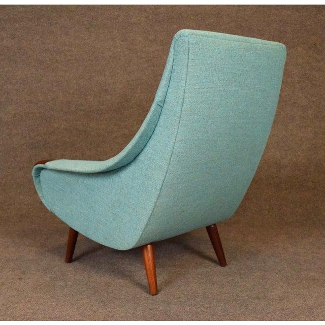Danish Modern 1960s Vintage Danish Modern Lounge Chair For Sale - Image 3 of 11