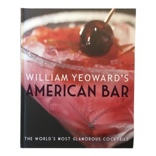 """William Yeoward's American Bar"" Book For Sale"