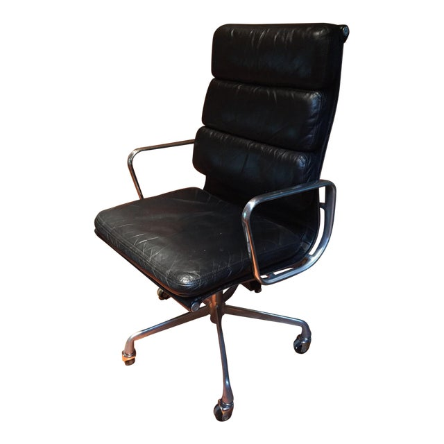 Charles and Ray Eames Desk Chair For Sale