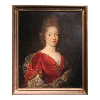 18th Century Portrait of a Lady